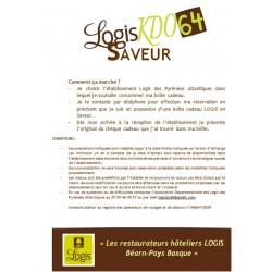 LogisKDO64 Saveur